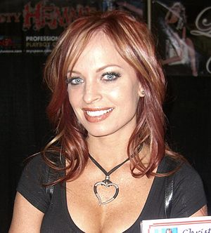Christy Hemme - Hemme in October 2009