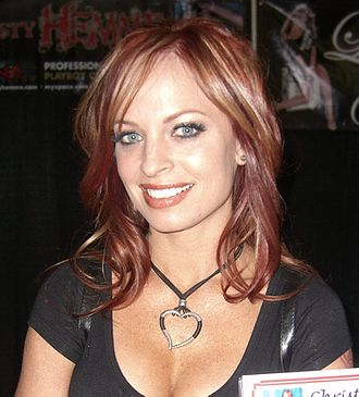 WWE Diva Search - Christy Hemme, the 2004 Diva Search winner