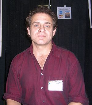 Daniel Kash - Kash at the Big Apple Convention in New York City in 2009
