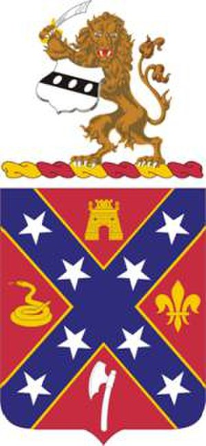 107th Field Artillery Regiment (United States) - Regimental Insignia
