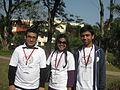 10th Anniversary Celebration of Bengali Wikipedia in Jadavpur University, Kolkata, 9-10 January, 2015 21.JPG