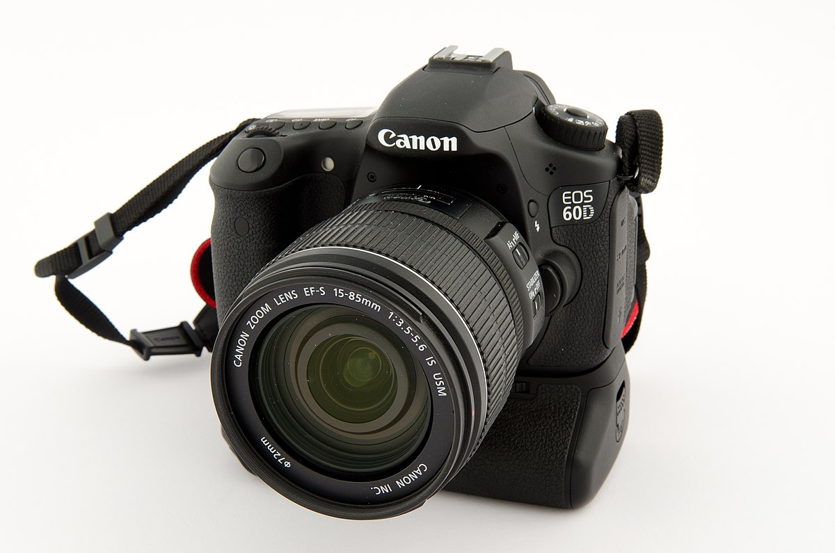 CANON EOS 60D INSTRUCTION MANUAL Pdf Download