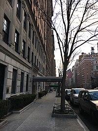 1175 Park Avenue (awning), Upper East Side, Manhattan, New York.jpg