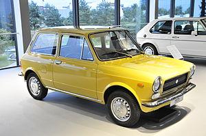 Autobianchi A112 - 1971 Autobianchi A112