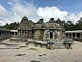 13th century Keshava Hindu temple front view.jpg