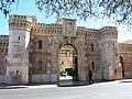 143 Sant Miquel dels Reis (València), portal d'accés al recinte.jpg