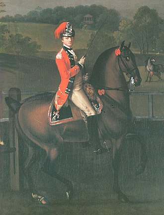 An officer of the 15th Light Dragoons circa 1768 15thltdragoonsfloydlarge (cropped).jpg