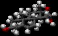 16-Hidroxidehidroepiandrosterona3D.png