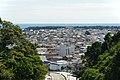 171008 View from Shingu Castle Shingu Wakayama pref Japan03n.jpg