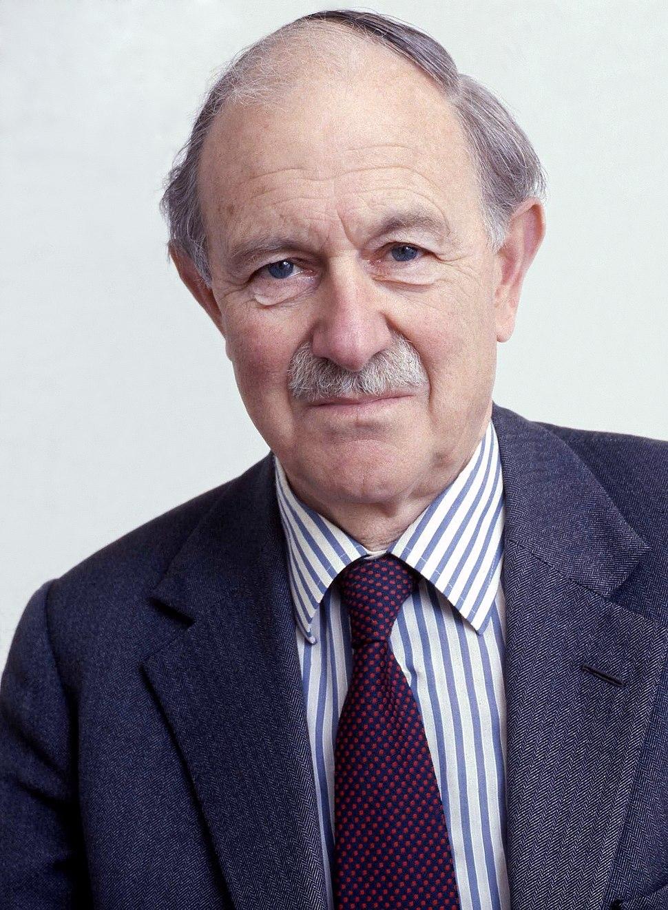 17th Duke of Norfolk Allan Warren