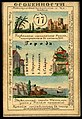 1856. Card from set of geographical cards of the Russian Empire 037.jpg