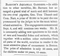 1862 Barnum AquarialGardens Boston NewHampshirePatriot Sept10.png