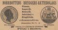 1895 Swedish brewery advertisement and 1894 medal engraving.png