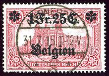 Algerie Poste Tirlemont