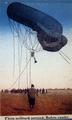 1917 - Balon captiv pe frontul din Moldova.png