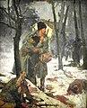 1917 - Ion Stoica Dumitrescu - Scena de lupta I - Marele Razboi.jpg