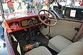 1933 Austin Seven Dashboard - 7 hp - 4 cyl - WBA 8864 - Kolkata 2018-01-28 0959.JPG