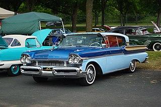 Mercury Turnpike Cruiser Motor vehicle