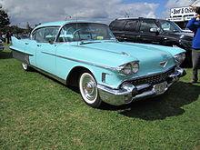 #pha.024625 Photo CADILLAC FLEETWOOD SIXTY SPECIAL 1957 Car Auto