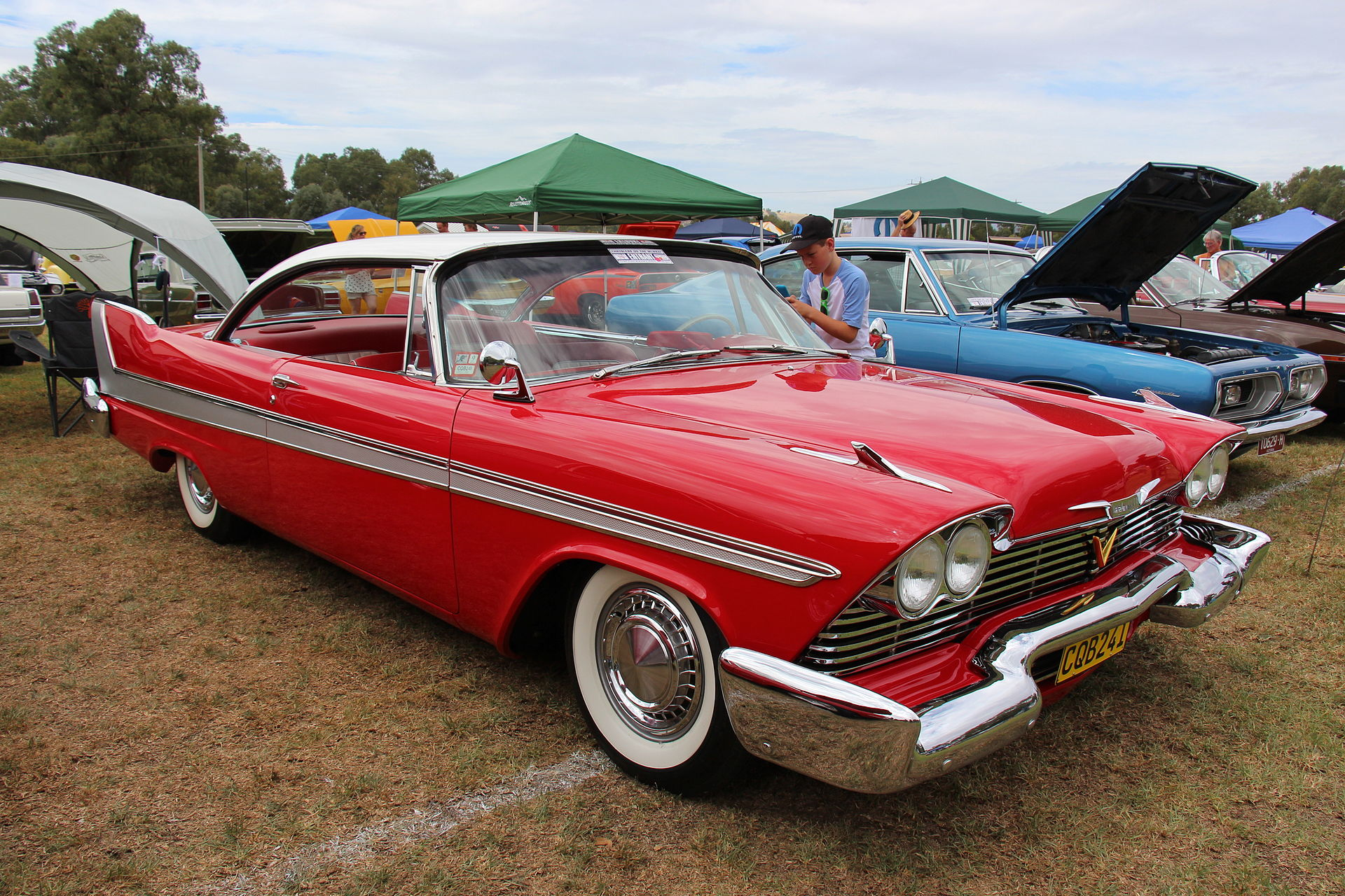 2 Door Convertible >> Plymouth Belvedere - Wikipedia
