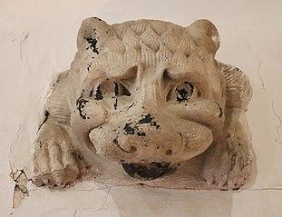 Protomé de lion (Musée de Die)