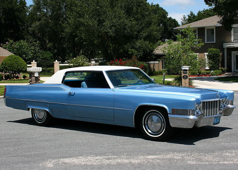 File 1970 Cadillac Coupe Deville Fvr Jpg Wikimedia Commons
