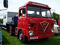 1975 Foden S80 (GTS 67N) articulated lorry, 2012 HCVS Tyne-Tees Run.jpg