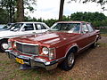 1975 Mercury Monarch GHIA, Dutch licence registration 43-FV-BH.JPG