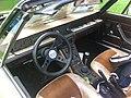 1977 Fiat X1-9 interior (7603076686).jpg