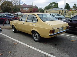1977 Ford Escort (Mark II) XL 1.3 4-door sedan (5351203343).jpg