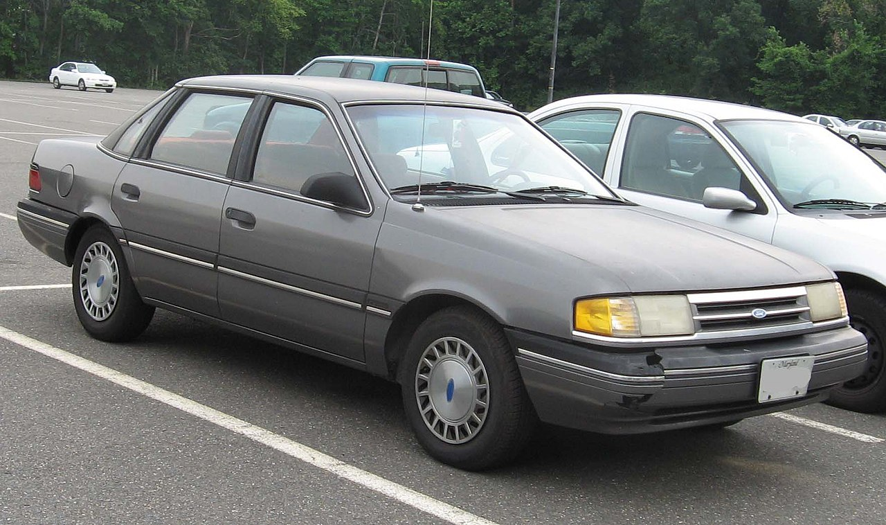 Px Ford Tempo