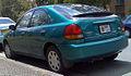 1996-1997 Ford Laser (KJ II (KL)) Liata GLXi 5-door hatchback 01.jpg