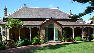 Bronte, New South Wales - Image: 1 Bronte House 1