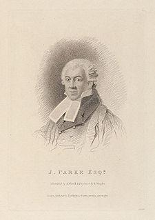 James Parke, 1st Baron Wensleydale British barrister and judge