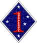 1st MARDIV 2 insignia.png