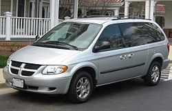Minivan in the United States
