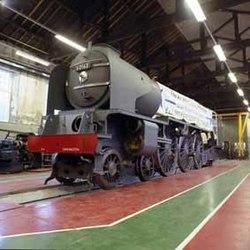 Steam locomotives of the 21st century - Wikipedia