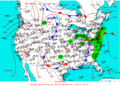 2003-06-04 Surface Weather Map NOAA.png