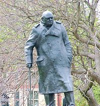 Estátua de Churchill
