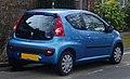 2005 Peugeot 107 1.0 Rear.jpg