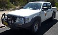 2006-2008 Ford Ranger (PJ) XL 4-door utility (National Parks and Wildlife Service) 03.jpg