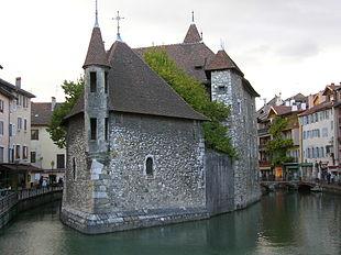 Palais de l'Isle (le antiche prigioni)
