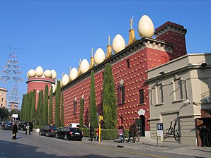 Dalí-Museum in Figueres