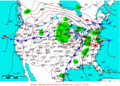 2007-04-01 Surface Weather Map NOAA.png