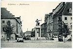 20078-Großenhain-1916-Marktbrunnen-Brück & Sohn Kunstverlag.jpg