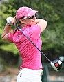 2008 LPGA Championship - Annika Sorenstam tee shot.jpg