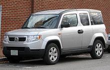 2009u20132011 Honda Element