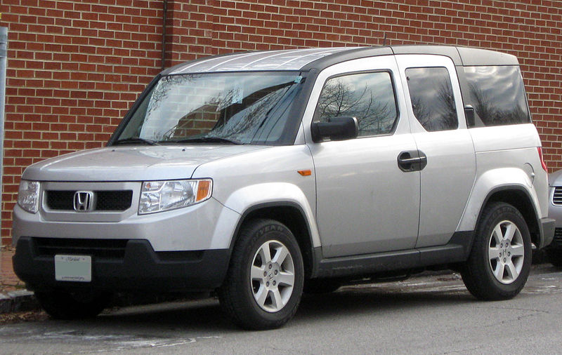 Honda Element Car Seat Covers