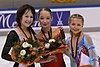 2009 JGP Dresden Ladies Podium.jpg