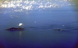 The disputed Senkaku (Diaoyu) Islands. Photo from Wikipedia.
